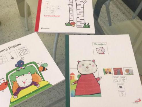 Pubblicati nuovi libri in simboli per il diritto di tutti alla lettura: San Giovanni punto di riferimento
