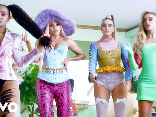 Little Mix – Bounce Back: guarda il video del nuovo singolo (testo e traduzione)