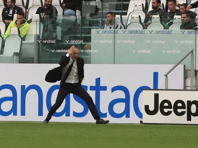 """Allegri """"Inter ancora favorita per lo scudetto ma non sarà decisiva"""""""
