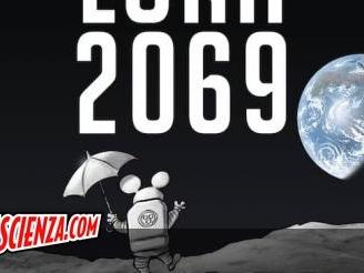 Editoria: Leo Ortolani torna nello spazio con Luna 2069