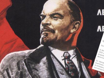 Resta la via al padre dei Gulag: il Pd non vuole cancellare Lenin