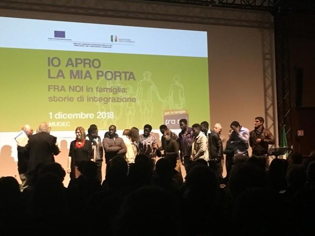#IoAproLaMiaPorta, il successo delle storie di integrazione in famiglia