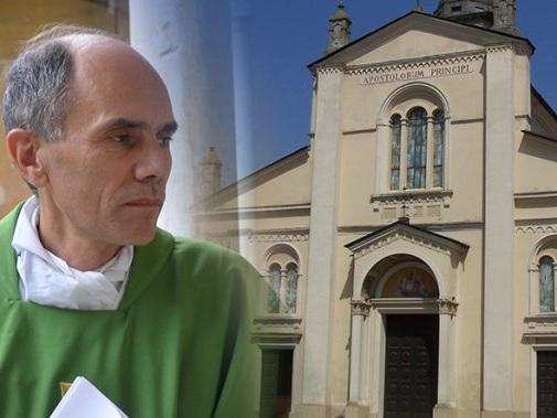 Vicomoscano, domenica arriva il nuovo parroco don Giuseppe Manzoni