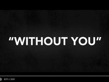 Avicii & Sandro Cavazza nel nuovo singolo Without You: video e traduzione del testo