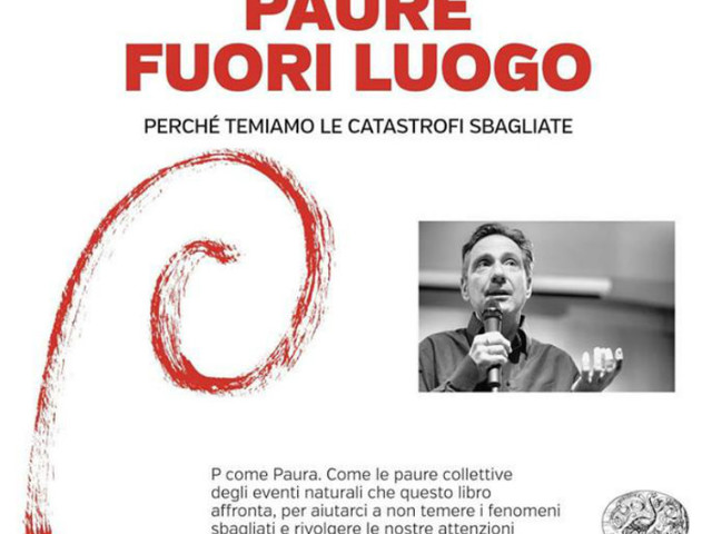Mario Tozzi presenta Paure fuori luogo - Libreria Nuova Europa Granai