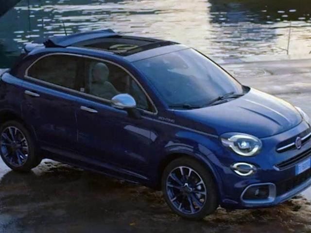 """Fiat 500X Yachting - Primo sguardo alla Suv """"cabrio"""" - VIDEO"""