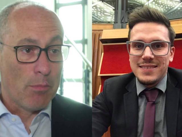 Denis Paoli contro Ugo Rossi: il crocefisso e il presepio non si toccano