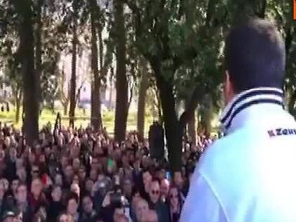 """Matteo Salvini, sfida ai magistrati sulla Diciotti: """"Io a testa alta, le accuse loro fantasie"""