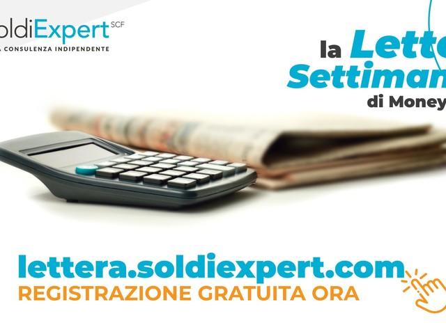 Consigli per investire, decolla la Lettera Settimanale di SoldiExpert SCF