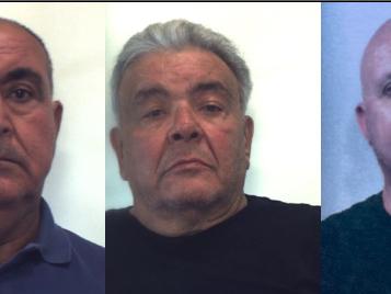 I ruoli di Greco, Ingrassia e Giuliano, i boss di Ciaculli