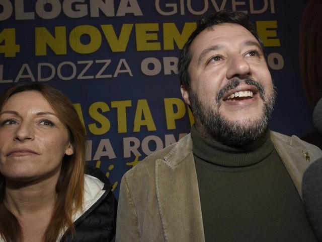 """Salvini punta sull'Emilia-Romagna: """"Insieme possiamo vincere"""""""