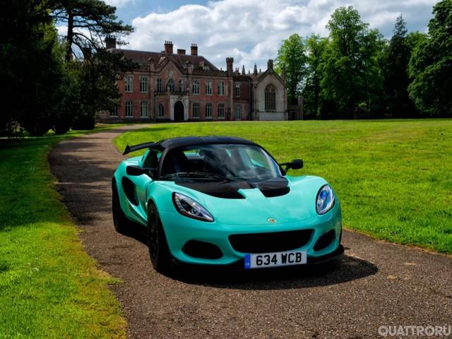 Lotus - Al volante di Elise Cup 250 ed Exige Cup 380 - VIDEO