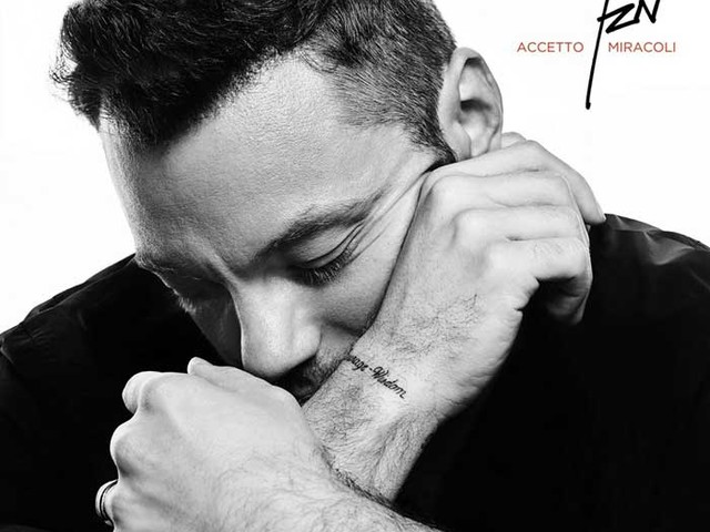 Tiziano Ferro – Accetto Miracoli: audio e testo del nuovo singolo