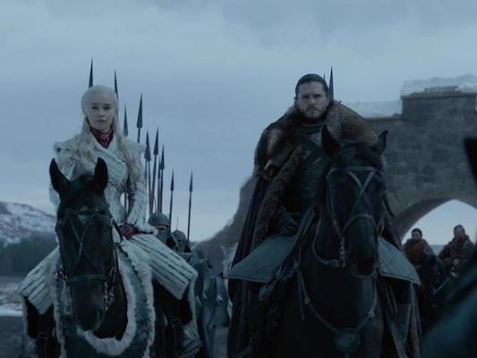 """In Germania Amazon Prime Video ha distribuito il secondo episodio dell'ottava stagione di """"Game Of Thrones"""" con alcune ore di anticipo"""