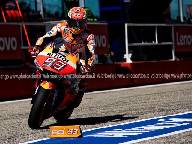 VIDEO Marc Marquez, il giro on-board valso la pole position del GP Aragon: numero dello spagnolo