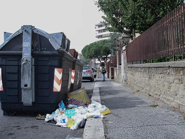 """""""No ai rifiuti di Roma"""", sindaco di Bracciano pronto a scendere in piazza"""