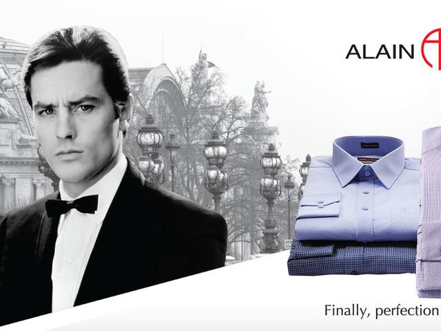 """""""Alain Delon"""", la storia di un divo diventato marchio di moda"""