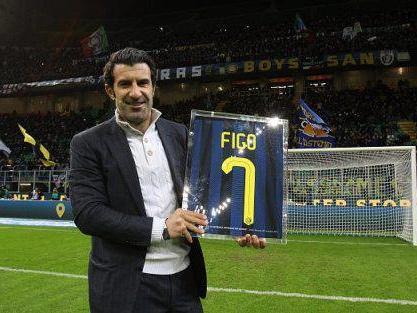 """Inter, Figo: """"Gran lavoro di Spalletti, si può puntare allo Scudetto"""""""