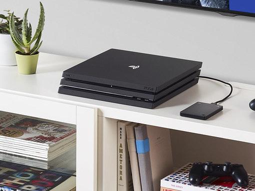Il Game Drive per PS4 da 2 TB di Seagate arriva in Europa