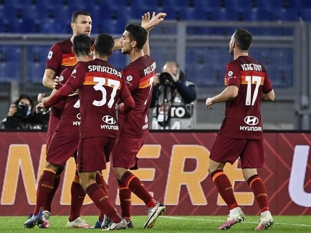 Roma-Benevento 5-2, Dzeko si sveglia e rilancia i capitolini