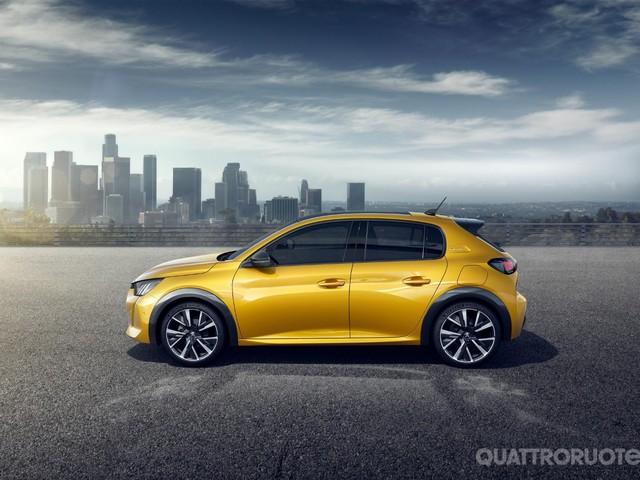 Peugeot 208 - Svelata la nuova generazione, pronta alla svolta elettrica
