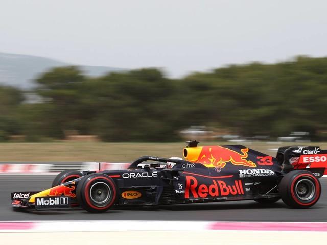 F.1, GP Francia - Verstappen batte Hamilton. Sul podio anche Perez