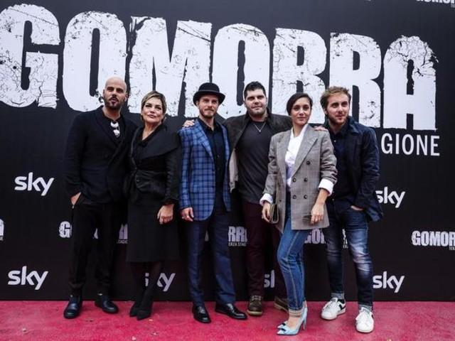 """D'Amore, Esposito e gli altri: i protagonisti della terza stagione spiegano l'""""effetto Gomorra"""""""