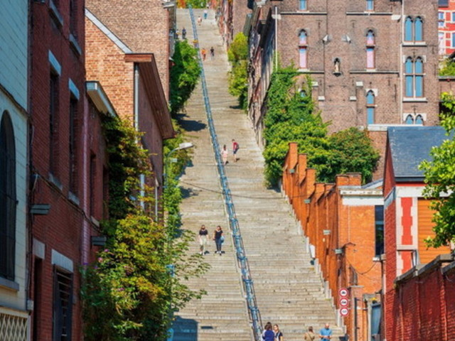 La vita è fatta a scale: ecco le più spettacolari da affrontare