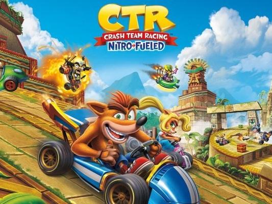 Crash Team Racing: Nitro-Fueled, nuovi contenuti gratis dopo il lancio - Notizia - PS4