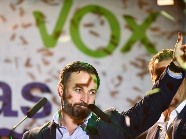 """Il leader di Vox: """"Pressioni da Bruxelles per allontanare Salvini"""""""