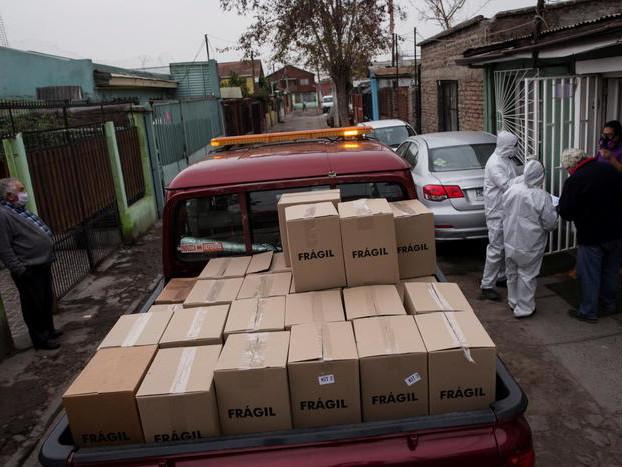 Coronavirus: Oltre 6,7 milioni casi e 395mila morti nel mondo