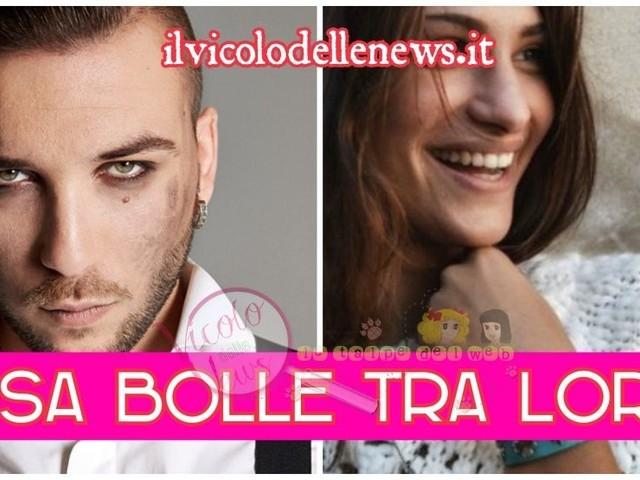 Ludovica Valli e Mattia Briga: cosa bolle in pentola tra i due? Leggete gli indizi e diteci la vostra