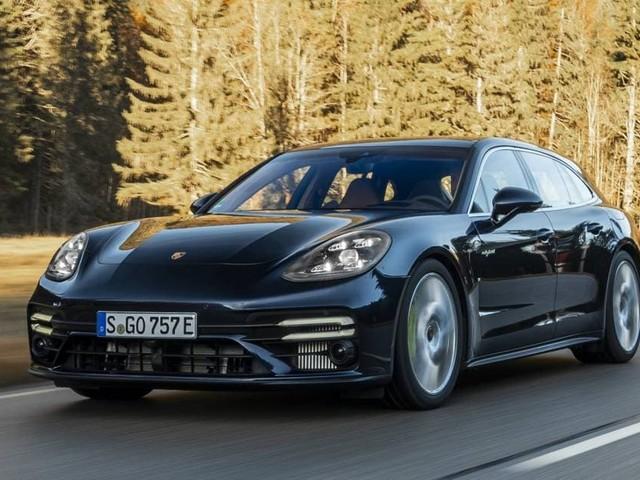 Porsche Panamera - Seimila chilometri con la Turbo S e-Hybrid Sport Turismo