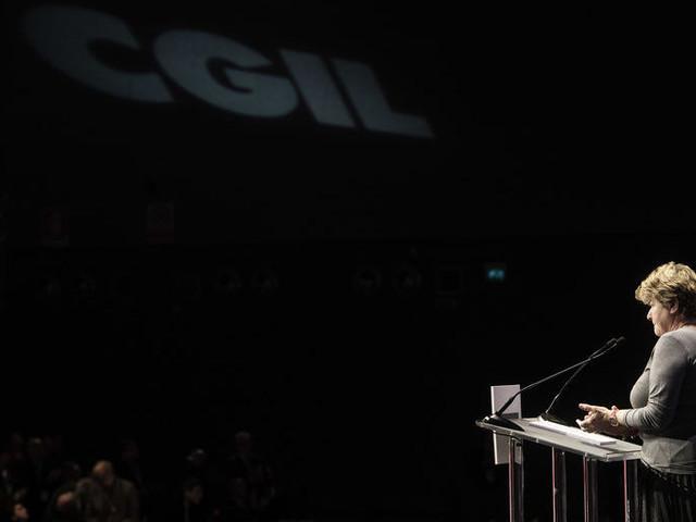 La Cgil c'è: la nostra sfida per il Paese
