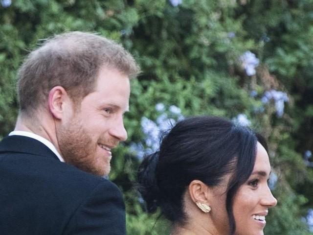 Meghan e Harry a Roma (senza Archie) per le nozze dell'amica Misha Nonoo