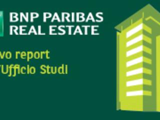 BNP Paribas Real Estate Italia: è online il nuovo Report trimestrale dell'Ufficio Studi
