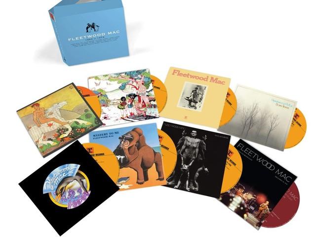 """Al 4 Settembre Esce Un Altro Cofanetto, Sui Loro """"Anni Di Mezzo"""": Fleetwood Mac 1969 to1974"""