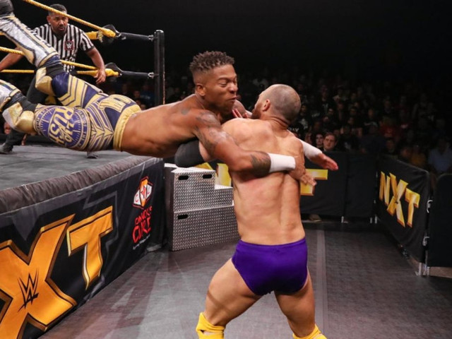 WWE NXT Dazzles In Premiere, Expectations For All Elite Wrestling War Build