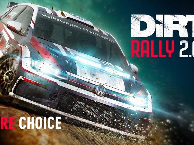 """Dirt Rally 2.0 – Ecco il nuovo Dev Insight intitolato """"Tyre Choice"""""""