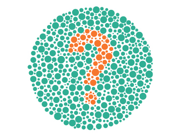 Creating Graphic Design and Illustration for Color Blind People