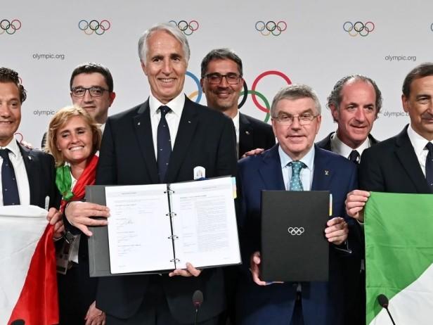 """Olimpiadi '26, Malagò: """"Osare alla fine ha pagato"""""""