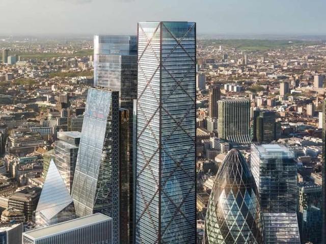 Via libera al progetto del The Trellis: Londra avrà un nuovo supergrattacielo di 70 piani