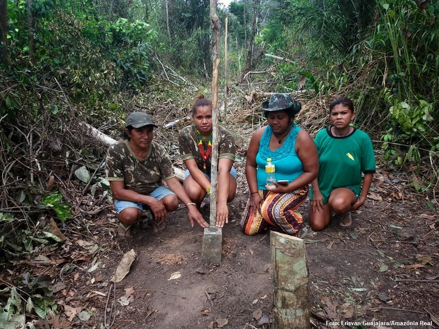 Brasile, le Guerreiras da Floresta contro Bolsonaro (VIDEO)