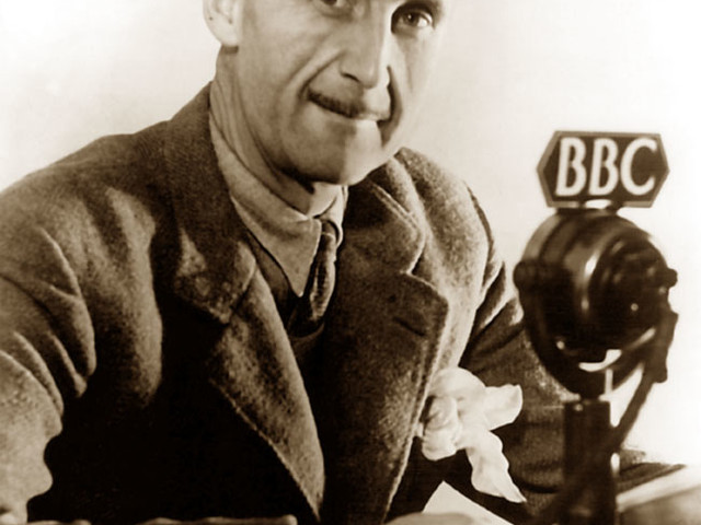 Biografia di George Orwell