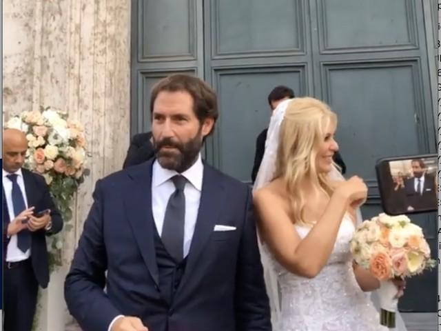 """Dopo 16 anni di fidanzamento Eleonora Daniele ha detto """"Sì!"""""""