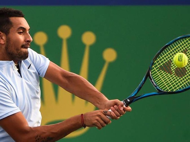 Atp: Kyrgios e Berdych out fino all'Australian Open