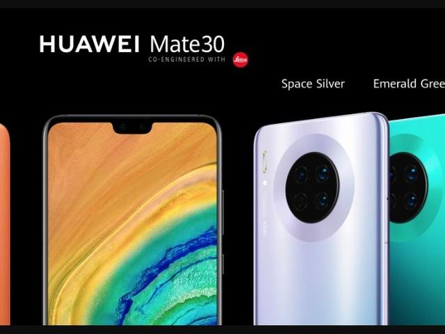 Huawei Mate 30 è ufficiale: scopriamolo insieme