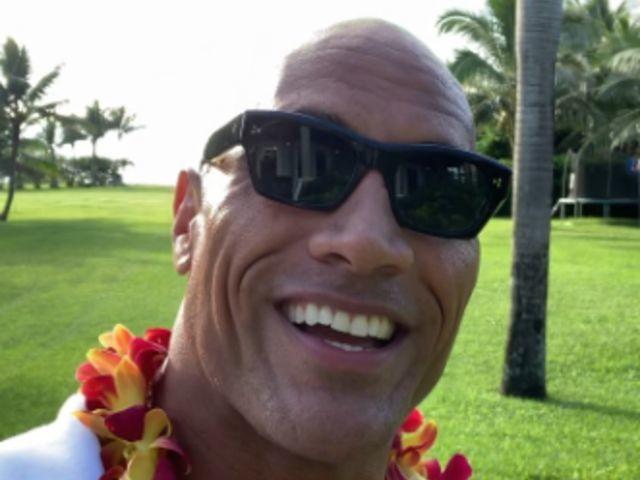Dwayne Johnson si è sposato: matrimonio segreto per The Rock