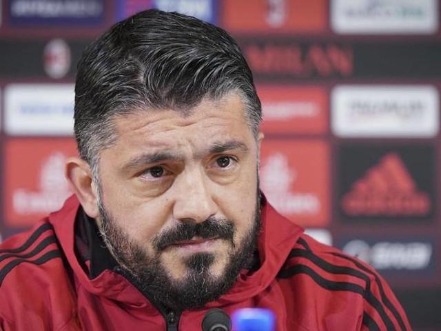 """Gattuso: """"Non siamo morti Voglio solo vedere 23 leoni Anzi, 23 cani arrabbiati"""""""