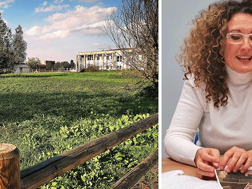 Annamaria Piccinelli, no al Palazzetto a fianco della scuola, e CNC si spacca